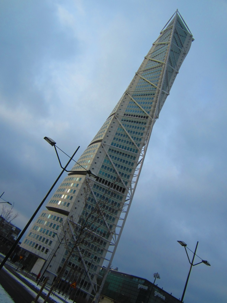 the tallest building in malmø