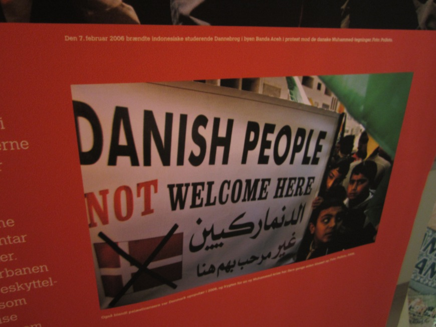 Another anti danish poster---make me angry