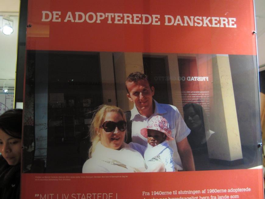 Adoption to Denmark