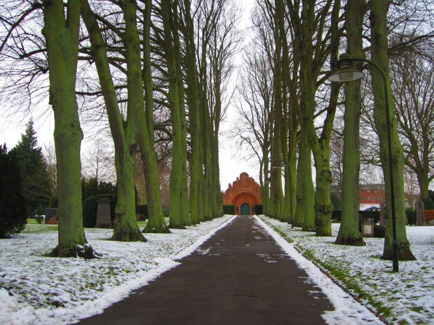 Roskilde Cemetary