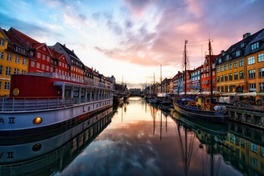 Jim-Nix-Sunset-at-Nyhavn-Copenhagen-Denmark
